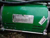 Salamander CT 50 Twin shower pump 1.5 Bar