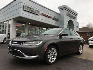2015 Chrysler 200 LIMITED,ALLOYS,V6,VERY NICE CAR
