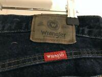 Wrangler Jeans (Women's), 32 x 30, 100% cotton