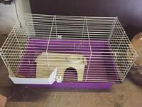 Ferplast Guinea Pig Cage With Opening Door