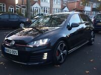 2013 vw golf gti replica, 1 owner, cat d, vw history, Bargain