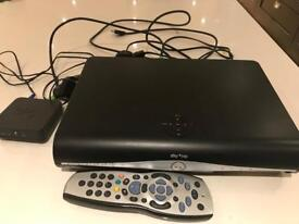 Sky+ HD box and accessories