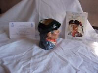 A Royal Doulton Character jug Little Mester D6819