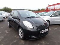 *TOYOTA YARIS T3*56 REG*1 OWNER FROM NEW*EXCELLENT CONDITION*LOW MILEAGE*FULL YEARS MOT*ONLY £2495*