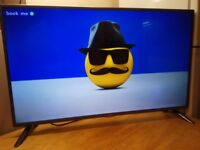 """LG 42"""" Inch Slim LED Full HD 1080p TV, USB, 2 x HDMI, Built in Freeview and Freesat"""