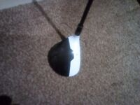 Taylormade 2016 M1 3 & 5 woods in reg shafts and headcovers