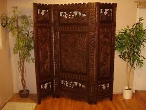 Outstanding Antique Room Divider