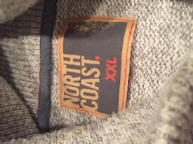 North Coast XXL woollen jumper