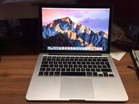 MID 2014 Macbook Pro Retina 13 i5 2.6Ghz/8GB RAM/128gb SSD/ Mint Condition