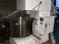 130Ltr Dough Mixer, with over Load Protection
