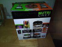 Ninja Nutri Chef Auto IQ 1200 Watts. *NEW*