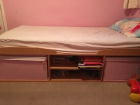 Cabin bed excellent condition only selling she to bunk beds