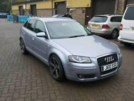 Audi a3 1.6 sport 6 speed