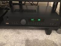 Arcam a19 amplifier