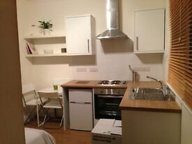 A VERY WELL PRESENTED STUDIO FLAT