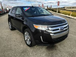 2014 Ford Edge Limited|Leather|Nav|Sunroof