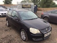 2006 VOLKSWAGEN POLO 1.4**79K WARRANTED MILES** MOT 22/04/18**FOG LIGHTS**2 F KEEPERS*CHEAP INS&TAX*