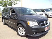 2012 Dodge Grand Caravan ***CREW***NAVIGATION***BACK UP CAMERA**
