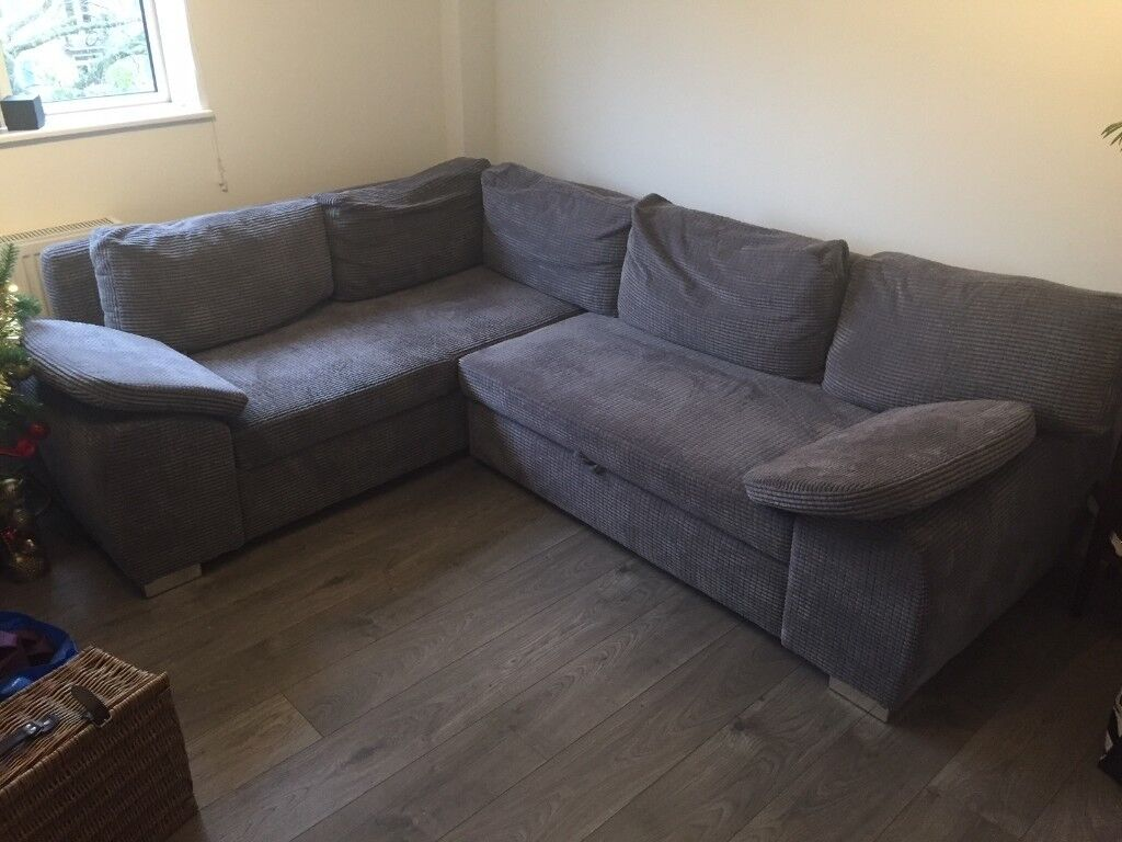 Sofa bed in excellent condition, rarely used