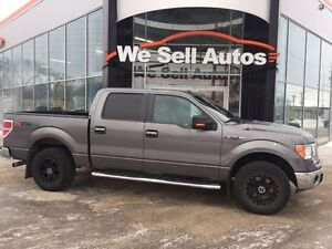 2012 Ford F-150 XTR SUPERCREW CAB 4X4 *CUSTOM ALLOY WHEELS *SYNC