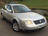 2003 VW Passat 1.9 tdi se