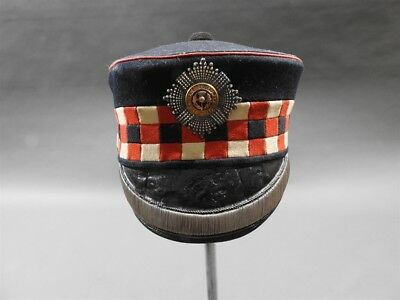Royal Scots Officer's Forage Cap