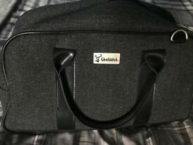 Glenfiddich travel bag.