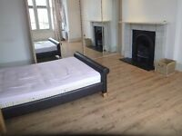 Converted Victorian Refurbished 1st Floor 1 Bed Flat SeparateSittingRoom Garden VeryNearTubeBusShops