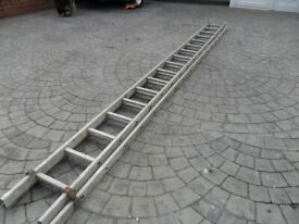 Extending Alloy Youngman Double Ladders
