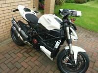 Ducati 1099 streetfighter