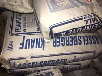 Adhesive and Reinforcing Mortar for External Wall Insulation Slabs (12 x 40kg bags)