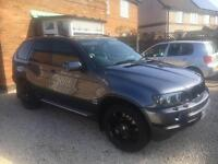 Looking to swap my BMW X5 & Transit connect for a Nissan navara or that line of vehicle