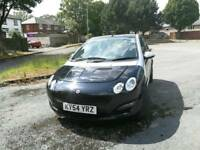 Smart forfour 2004 1.1 petrol silver