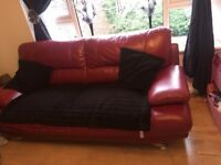 3piece together or large armchair and storage stool. Canning Town collection today
