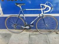 Raleigh mercury road racer touring bike bicycle