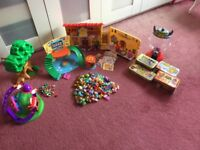 Moshi Monsters Toy Bundle - Playsets and Figures