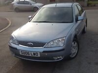 Ford Mondeo – Service History (9 Stamps) Smooth Reliable Running Beautifully