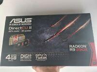 ASUS AMD Radeon R9 290X 4GB GDDR5 GPU Graphics Card