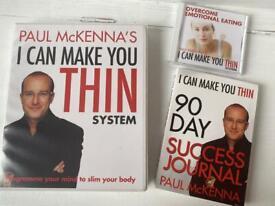 Paul McKenna CD Weight Loss Set