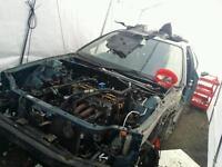 Honda prelude 2.2 vti 4ws body frame