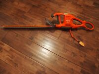 Hedge trimmer, electric, Flymo easicut 600 XT