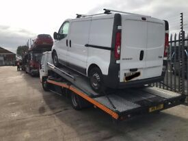Recovery Truck 7,5 t Doncaster