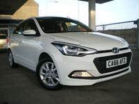 Hyundai I20 1.2 SE Hatchback 5dr * ONLY COVERD 2815 * SERVICE UP TO DATE * 12 Months WARRANTY