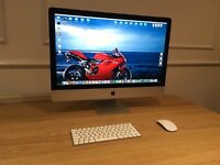 "Apple iMac with Retina 5K display MK462B/A 3.2GHz Core i5, 8GB RAM, 1TB, 27"""