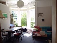 Double bedroom with en suite in lovely flat just off Gloucester rd & into Redland- no agency fees