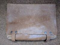 Mulberry Unisex Leather Messenger Bag