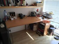 180cm long Desk