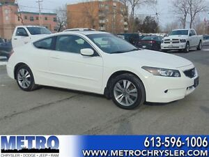 2008 Honda Accord EXL-LOW MILEAGE + FULLY LOADED