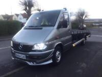 Mercedes sprinter 311 cdi recovery ring 07981340395