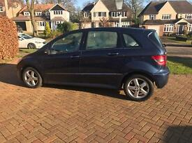 Mercedes B170 SE Automatic - 2007 with Low miles